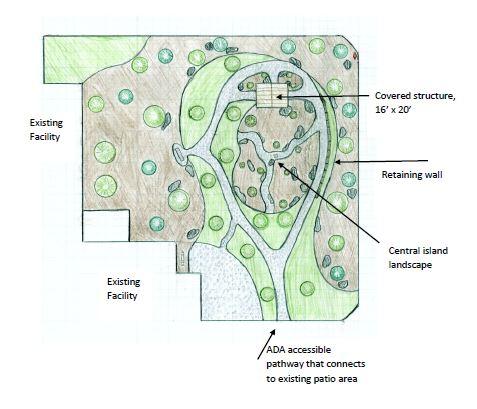 master park plan drawing
